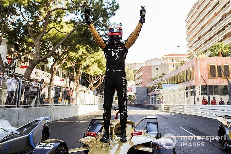 Vergne gana en Mónaco para liderar el campeonato