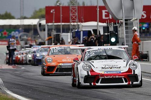 Porsche Mobil1 Supercup: Andlauer kazandı, Ayhancan ilk yarışında 2. oldu!