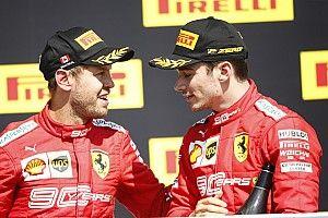 Леклер: Несправедливый штраф Феттеля не деморализовал, а мотивировал Ferrari