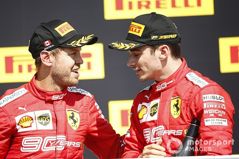 Ferrari не предупредила Леклера о штрафе Феттеля. Ему не хватило секунды, чтобы стать вторым