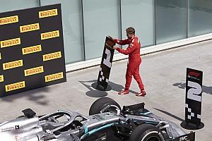 Ferrari y Vettel, 100 Grandes Premios juntos