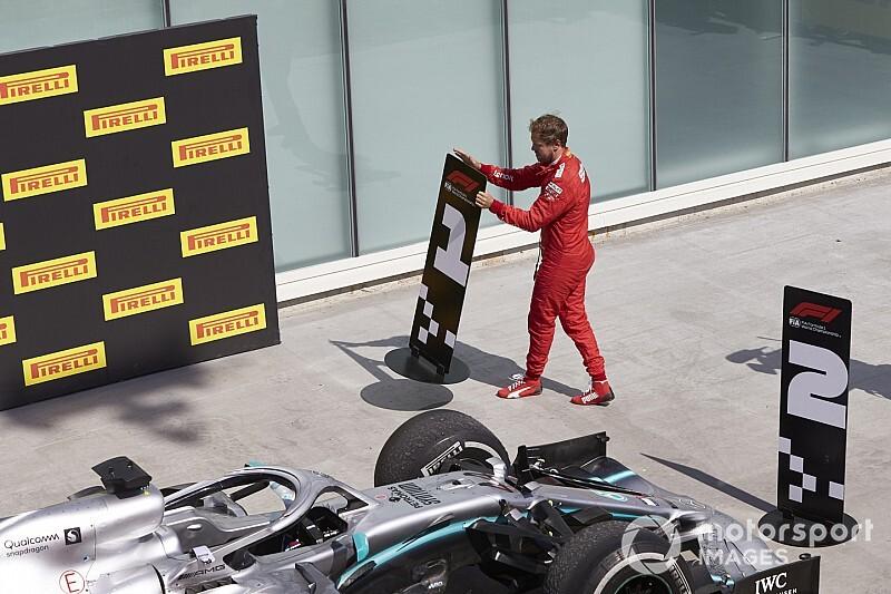 Ferrari y Vettel: los altos y bajos en 101 grandes premios