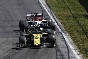 A régi rendszerrel még csak pontja sem lenne Räikkönennek és Hülkenbergnek