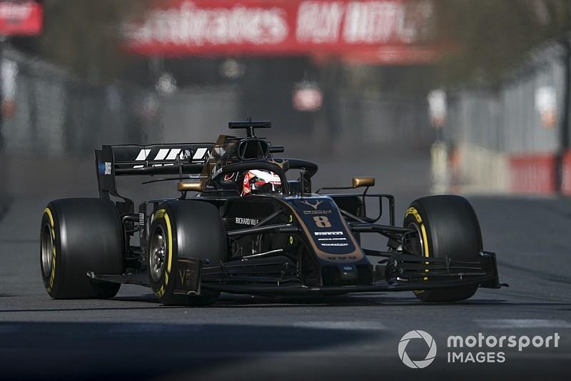 Grosjean: Haas'ın sorunları şaşırtıcı değil fakat sinir bozucu