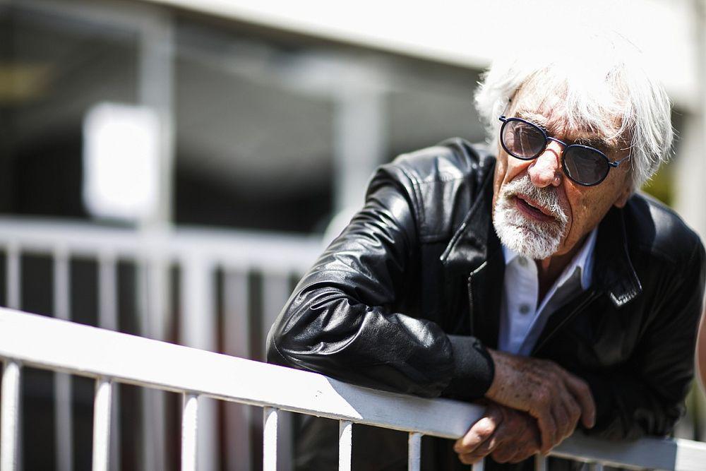 Hamilton: Gebrek aan diversiteit in F1 onder Ecclestone 'logisch'