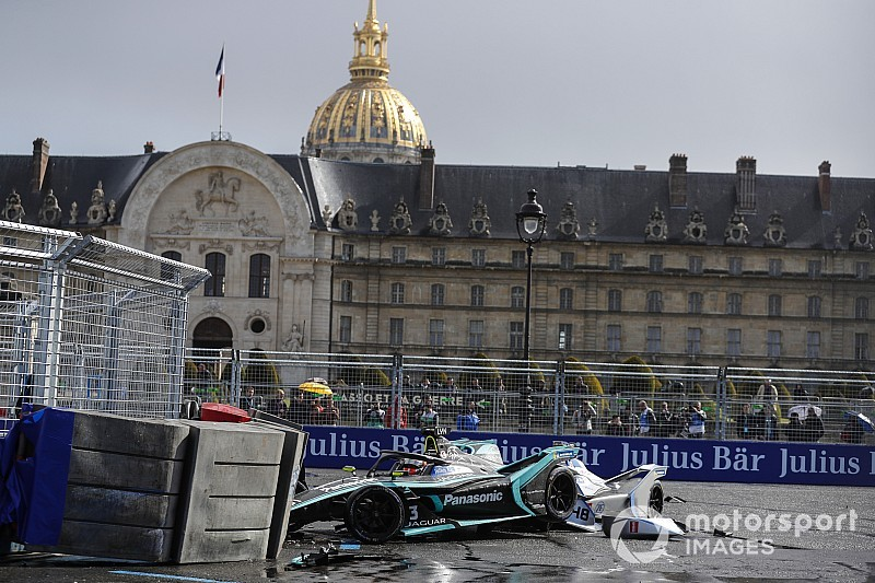 Mass Monaco grid penalties handed down after Paris crashfest