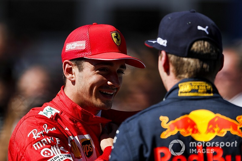 Leclerc the biggest talent without Red Bull deal - Marko