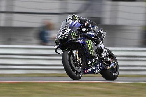 Виньялес выиграл гонку MotoGP в Ассене, Росси упал в третий раз подряд