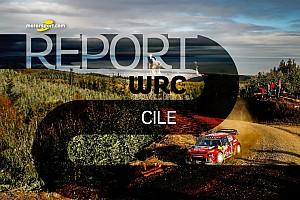 Motorsport Report WRC: Toyota torna a vincere in Cile. Ogier va oltre i limiti della Citroen