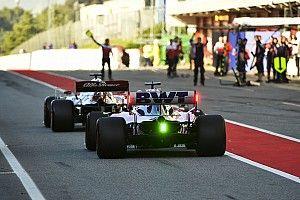 Las fotos de los test de F1 en el Circuit de Barcelona-Catalunya