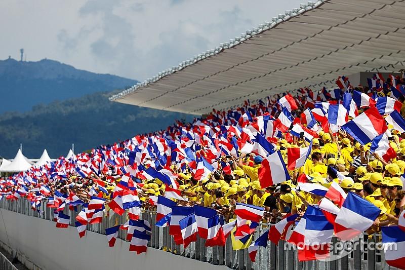 Забронируйте лучшие места на Гран При Франции