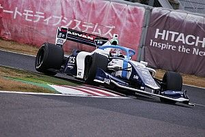 Suzuka Super Formula: Makino takes pole on debut