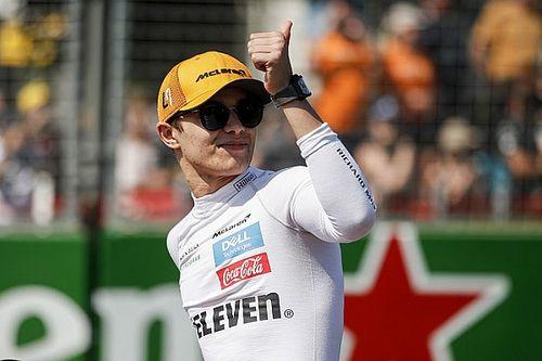 Норрис проехал первую гонку в Формуле 1 «как ветеран». Хорошо это или плохо?