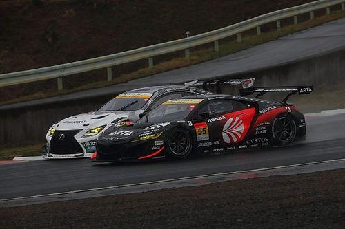 ARTAの高木真一、NSX GT3導入初戦で2位表彰台「雨のデータがない中でのレースだった」