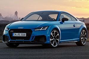 Audi TT стане електричним та збереже ім'я