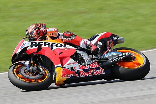 Маркес сможет вернуться в форму не раньше второй гонки сезона