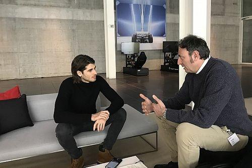 """Giovinazzi esclusivo: """"Ho parlato di più con Kimi negli ultimi mesi che nei due anni in Ferrari"""""""