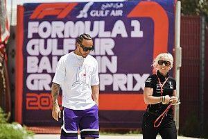 GALERI: Suasana persiapan GP Bahrain