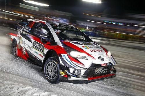 """Tanak padrone del Rally di Svezia. Mikkelsen, Lappi e Neuville racchiusi in 2""""3: che lotta per il 2° posto!"""
