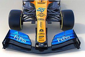GALERI: Lebih dekat dengan McLaren MCL34