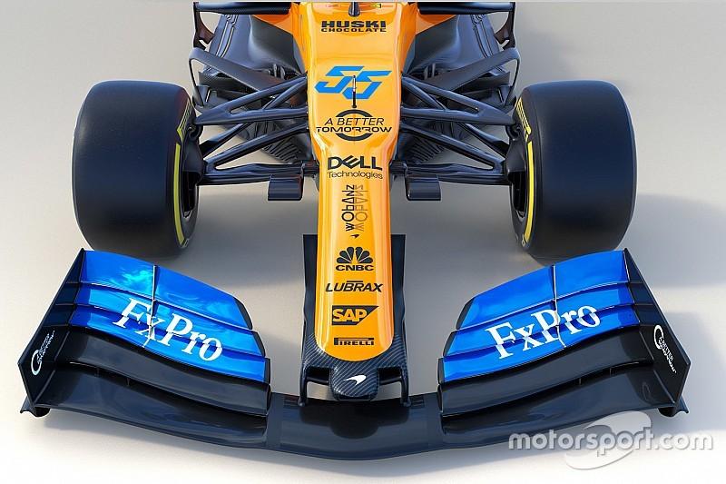 Сайнс підтримав новий регламент на аеродинаміку в Ф1