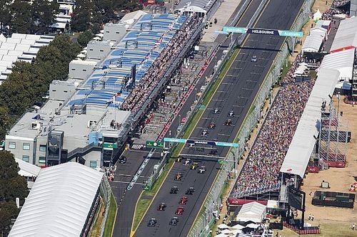 Efek Penundaan F1 GP Australia, Sirkuit Albert Park Direnovasi