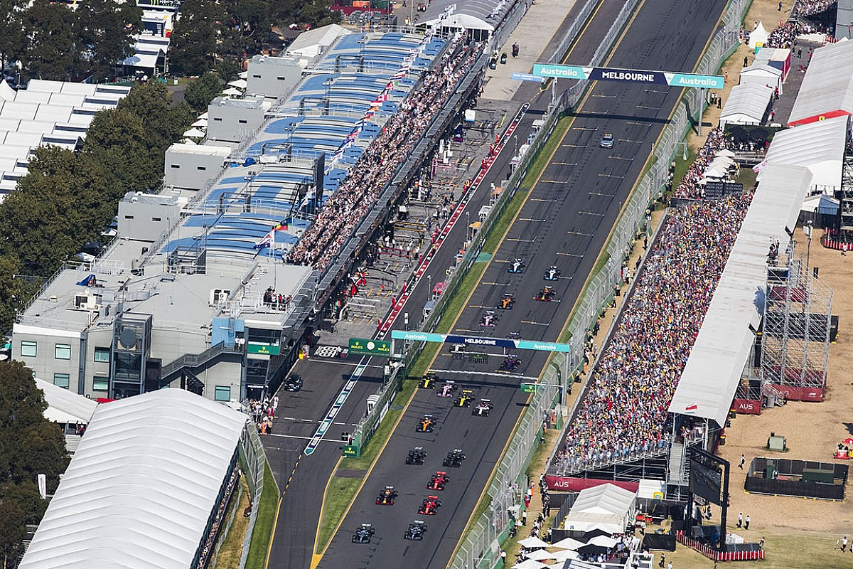 Health warning issued to Australian Grand Prix attendees