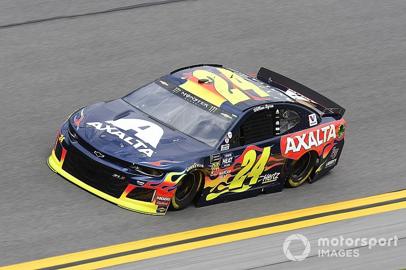 William Byron conquista pole position para Daytona 500