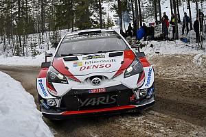 Tanak sella su victoria en Suecia al ganar la última especial