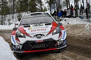 ラリー・スウェーデン4日目:トヨタのタナクが今季初V、パワーステージも制しランキング首位浮上
