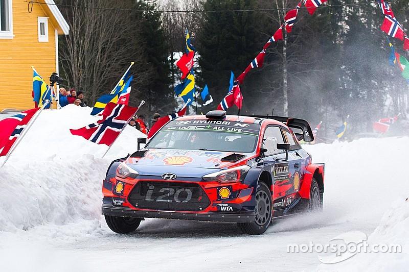 Svezia, PS13: altro scratch di Tanak. Neuville supera Evans e si riavvicina al podio