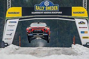 Suecia espera tener nieve para su fecha del WRC