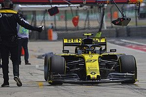 Hulkenberg: Renault giving away points with poor reliability