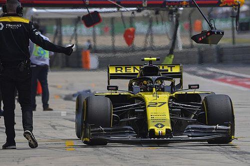 Troisième problème de fiabilité en deux GP chez Renault