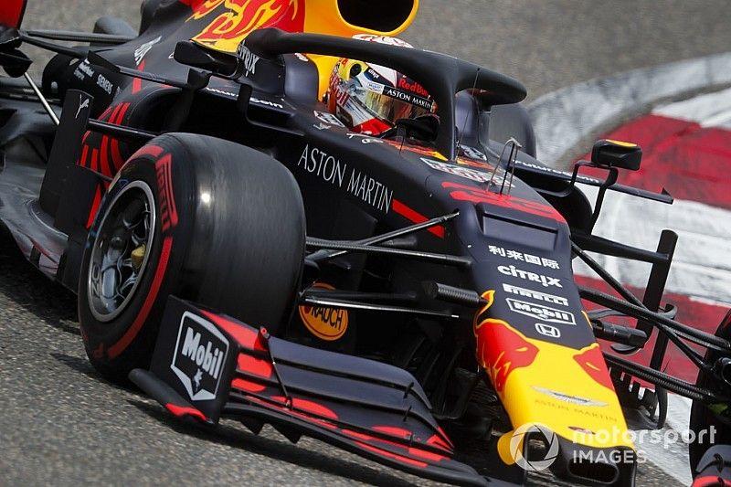 Red Bull cree que ha mejorado el chasis; ahora le toca a Honda