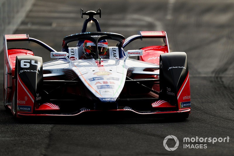 Rome E-Prix: Mahindra scores double points after tricky qualifying