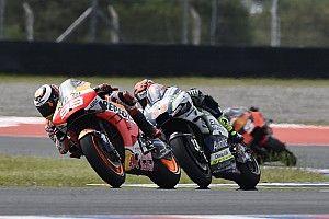 Lorenzo revela que largou com limitador de velocidade acionado