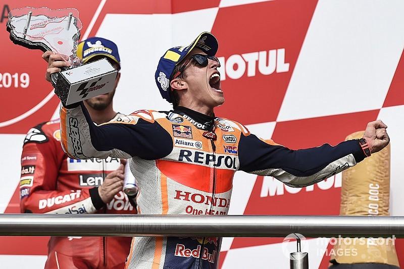 Маркес: Після подій минулого року я хотів виграти гонку саме так