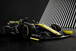 Renault resmi perlihatkan mobil F1 2019