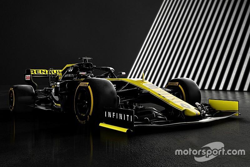 Renault, 2019 Formula 1 aracı R.S.19'u tanıttı!