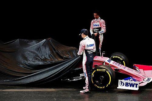 Perez hoopt op overwinning met Racing Point in 2019