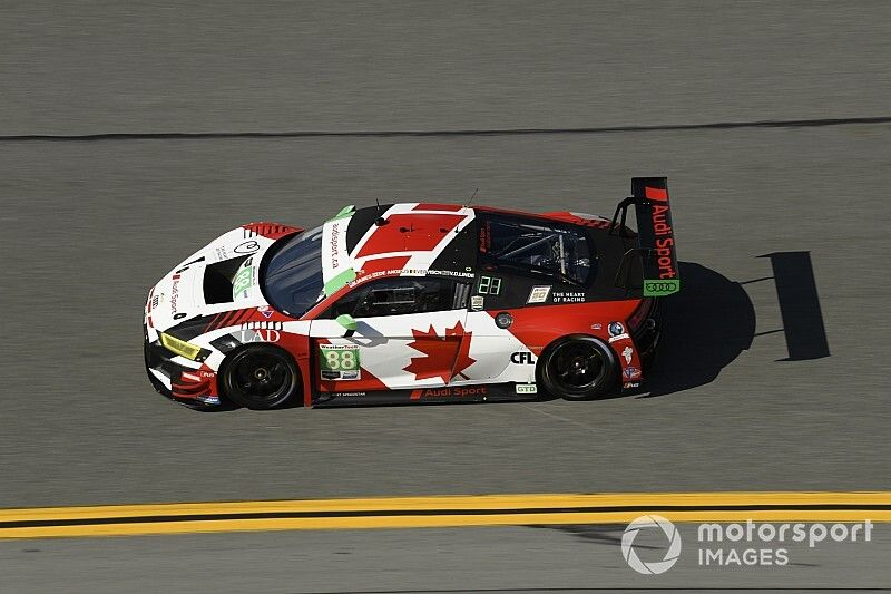 WRT Audi to make second Rolex 24 start