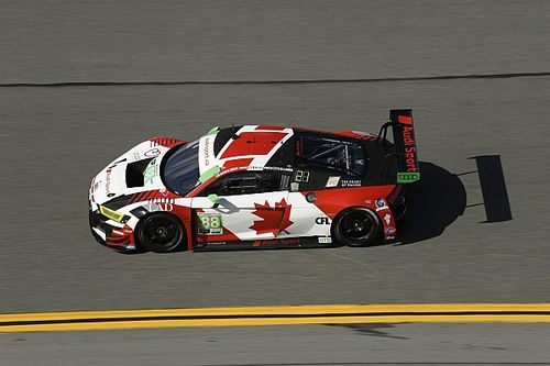 WRT Audi to make second Rolex 24 start