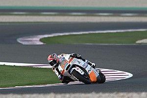 Moto2 Losail: Bendsneyder toont potentie met derde plaats in eerste training