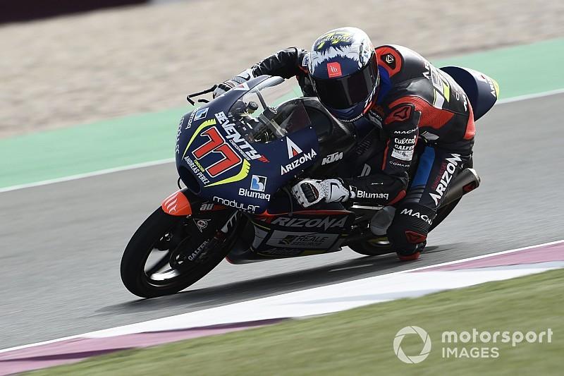 Moto3, Losail, Libere 3: svetta Perez, ma la Q2 rimane invariata