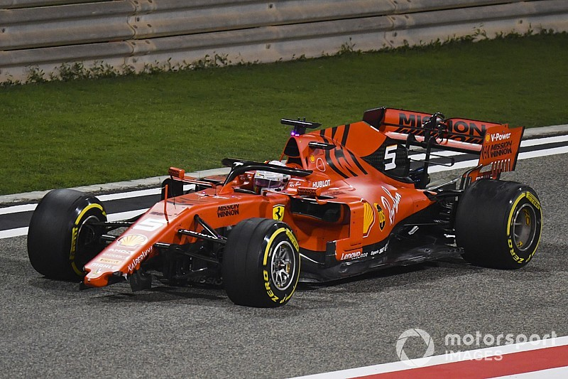GALERIA: Coincidência? Relembre numerosos erros de Vettel na Ferrari