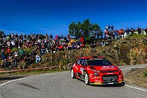 López y Rozada, con Citroën, se imponen en el Sierra Morena