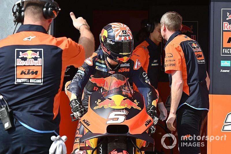 KTM en essais au Mans avec Zarco, mais sans Pedrosa