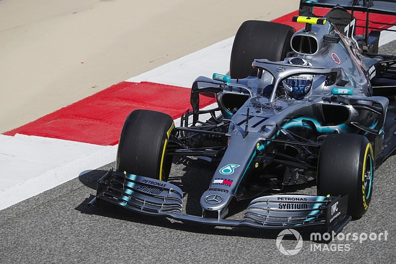 Ergebnis: Formel 1 Bahrain 2019, 3. Freies Training