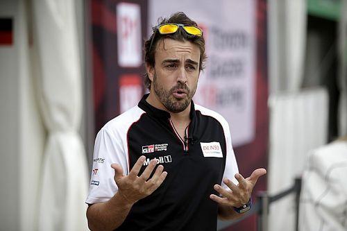 Alonso teste une Toyota du Dakar en Afrique du Sud